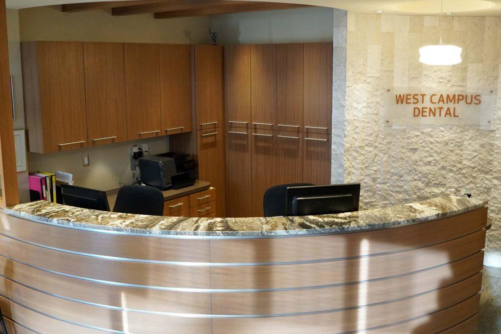 Recption Desk