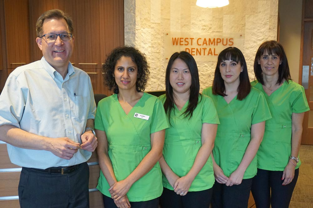The West Campus Dental Team