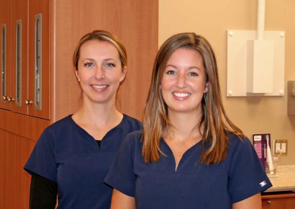 Our Hygienist & Assistant